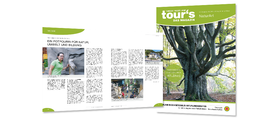 tour's-Magazin 1/2017 NaturArt